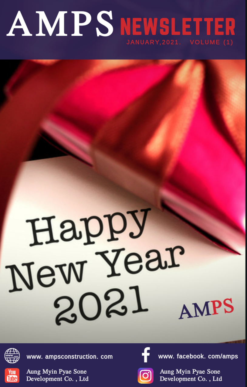 Newsletters (Volume 01) For 2021-January
